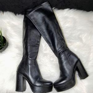 Steve Madden Vintage Gatti Knee High Boots